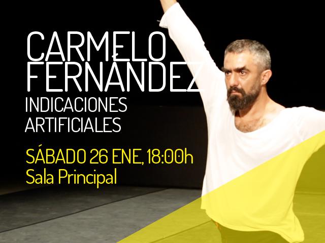 Home Carmelo Fernández